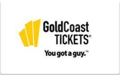 Sell Gold Coast Tickets Gift Card