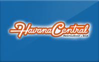 Buy Havana Central Restaurant & Bar Gift Card