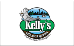 Sell Kelly's Cafe & Espresso Gift Card
