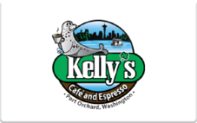 Buy Kelly's Cafe & Espresso Gift Card