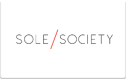 Sell Sole Society Gift Card