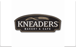 Sell Kneaders Bakery & Cafe Gift Card