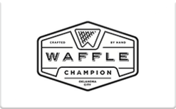 Sell Waffle Champion Gift Card