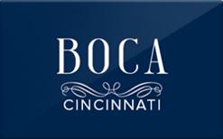 Sell Boca Gift Card