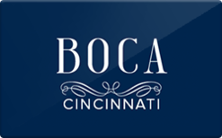 Buy Boca Gift Card