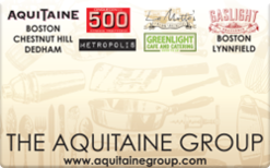 Sell Aquitaine Group Gift Card