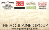 Buy Aquitaine Group Gift Card