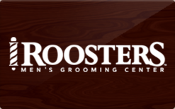 Sell Roosters Men's Grooming Center Gift Card