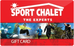 Sell Sport Chalet Gift Card