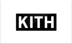 Sell Kith NYC Gift Card