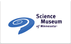 Sell Science Museum of Minnesota Gift Card
