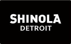Sell Shinola Gift Card