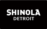 Buy Shinola Gift Card