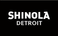 Buy Shinola Gift Card
