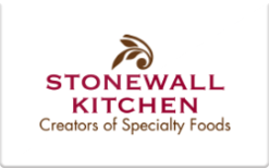 Sell Stonewall Kitchen Gift Card