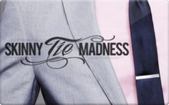 Sell Skinny Tie Madness Gift Card