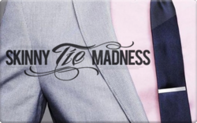 Buy Skinny Tie Madness Gift Card
