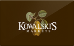 Sell Kowalski's Markets Gift Card