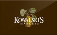 Buy Kowalski's Markets Gift Card