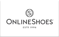 Buy OnlineShoes.com Gift Card