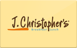 Sell J. Christopher's  Gift Card