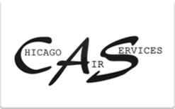 Sell Chicago Air Services Gift Card