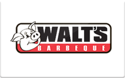 Sell Walt's Barbeque Gift Card