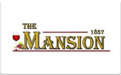 Sell The Grille at the Mansion Gift Card