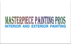Sell Masterpiece Painting Pros Gift Card