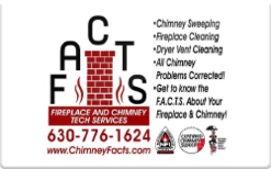 Buy Fireplace and Chimney Tech Services  Gift Card