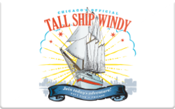 Sell Tall Ship Windy Gift Card
