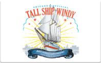 Buy Tall Ship Windy Gift Card