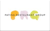 Buy Patina Restaurant Group Gift Card
