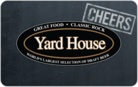 Buy Yard House Gift Card