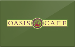 Buy Oasis Cafe Gift Card