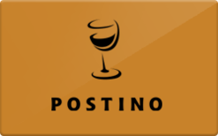 Sell Postino Wine Cafe Gift Card