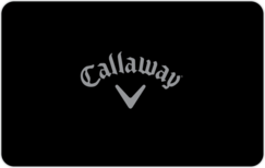 Sell Callaway Golf Gift Card
