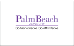 Buy PalmBeach Jewelry Gift Card