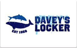 Sell Davey's Locker Whale Watching & Sportfishing Gift Card