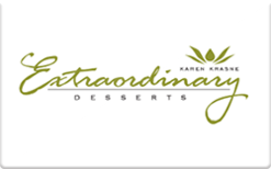 Sell Extraordinary Desserts Gift Card