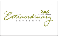 Buy Extraordinary Desserts Gift Card