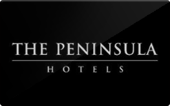 Sell The Peninsula Spa Beverly Hills Gift Card