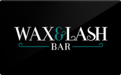 Sell Wax & Lash Bar Gift Card