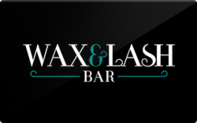 Buy Wax & Lash Bar Gift Card