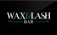 Buy Wax & Lash Bar Gift Card