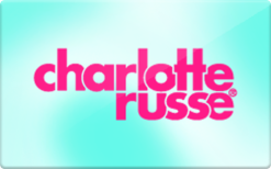 Buy Charlotte Russe Gift Card