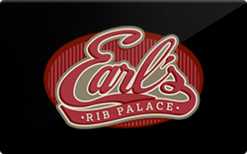 Sell Earl's Rib Palace Gift Card