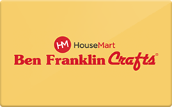 Sell Ben Franklin Crafts Gift Card