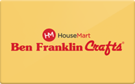 Buy Ben Franklin Crafts Gift Card