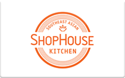 Sell ShopHouse Kitchen Gift Card